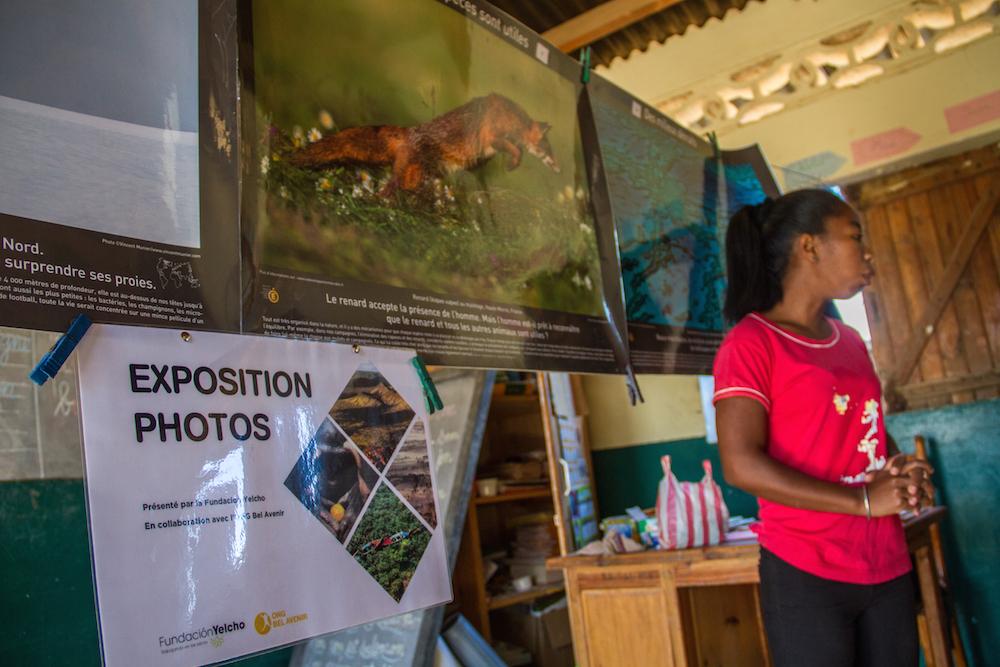 Proyecto educativo en el sur de Madagascar, para el desarrollo sostenible